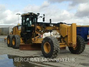 Greyder - Caterpillar 14M
