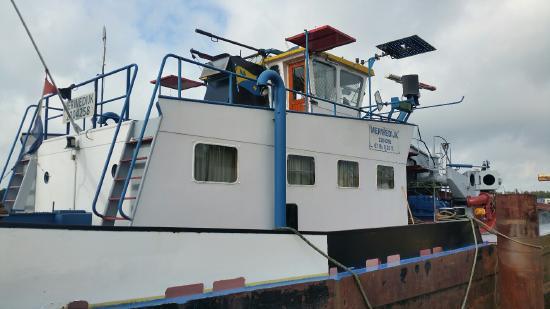 Hopper-Saugbaggerschiff sandpump 14 -inch