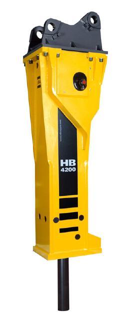 Atlas Copco HB 4100