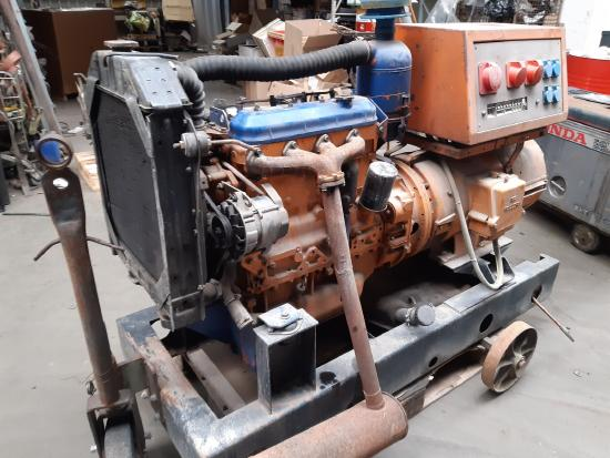 Iveco 40 kVA
