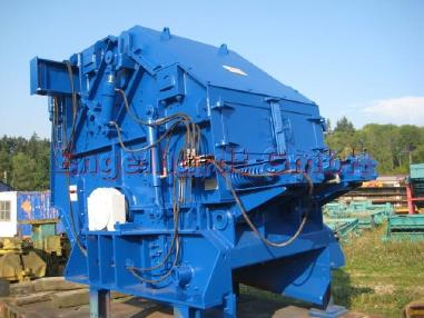 Nárazový mlýn - Kleemann SHB 13-90 M