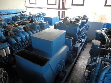 Agregat prądotwórczy - Pozostałe 16V 4000 / USV / UBTD