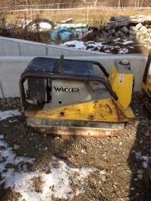 Waste Compactor - Wacker DPU 7060SC