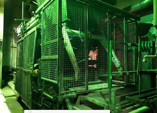 Zenith STEINFORMANLAGE ZENITH STEINFERTIGER STEINFORMMASCHINE PAVING BLOKCK, 1400X1050