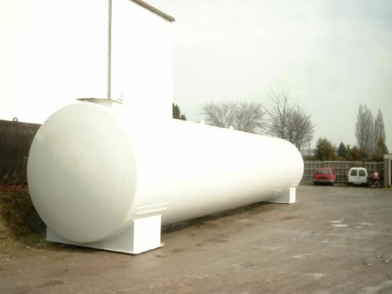 AHL Tankanlagen  Flüssigdüngertank