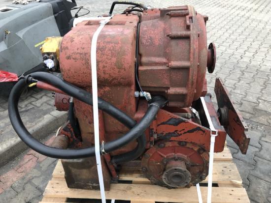 Moxy MT 27 ZF 6WG180 Terex 2366 Getriebe