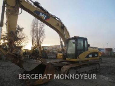 Rupsgraafmachine - Caterpillar 320D
