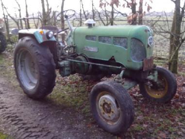 Трактор - Lanz Bulldog D 1616