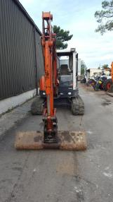 mini bager - Kubota Series KX