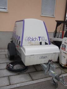 Strahltechnik - Falch T10/800