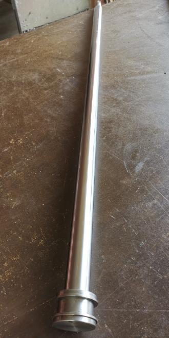 O&K Kolbenstange für Scharschiebezylinder Grader F106A