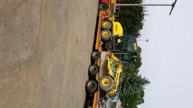 greder - New Holland F 106.7