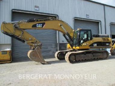 Tracked excavator - Caterpillar 330D