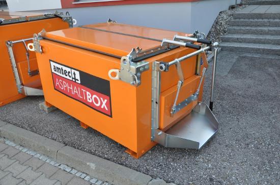 Amtec abt amtec asphaltbox ATB 1,2 t hot box