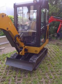 Mini excavator - Caterpillar 301.6C