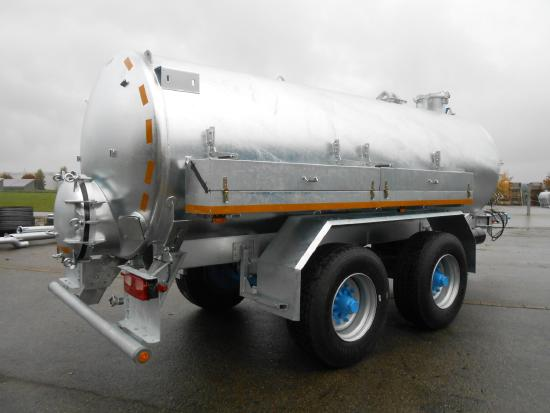 M-Vac 12000l / Wasserfass
