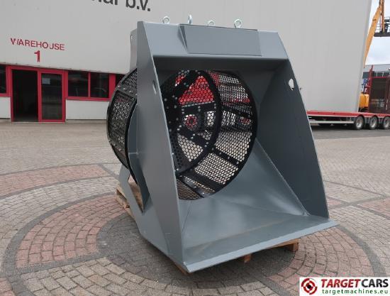 Kinshofer DKS40HD HBS1600 Screening 160cm Bucket 22~40T NEW