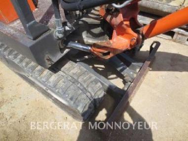 Rupsgraafmachine - Pel Job EB12.4