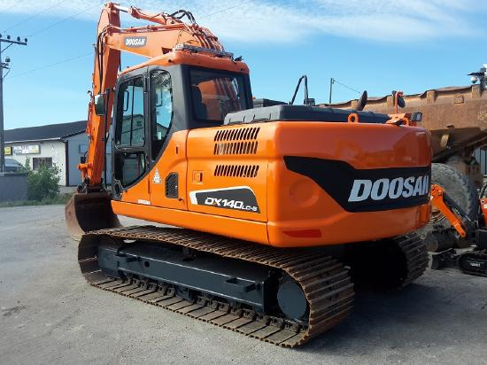 Doosan DX140LC-3