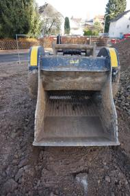 mobile Brecheranlage - MB Crusher BF80.3
