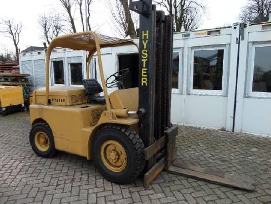 Hyster H60C