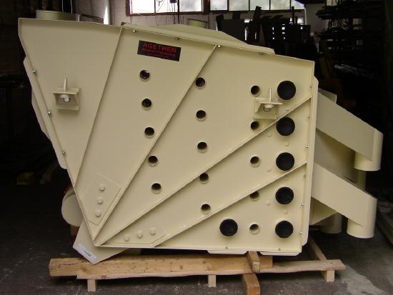 AGETHEN Sizer Siebmaschine