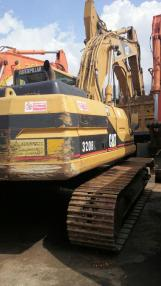 Rupsgraafmachine - Caterpillar CAT320 BL