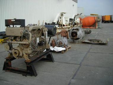 Muut - Muut Marine submerged cargo centrifugal pump