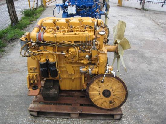 Liebherr 4 Zyl. Turbo TYP. D 904 T  90 KW / 122 HP