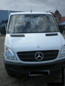 Hakowiec - Mercedes Benz Sprinter 513 CDI