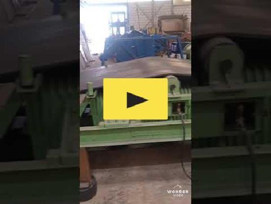 Krupp Electro Magnetic Conveyor Belt, HD