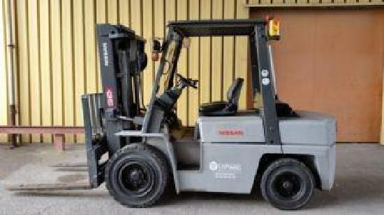 Nissan WFO3A35U