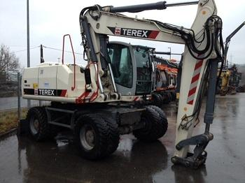 Pelle mobile - Terex 190W