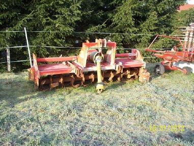 Maşină pentru cultivarea solului - Maschio Bodenfräse
