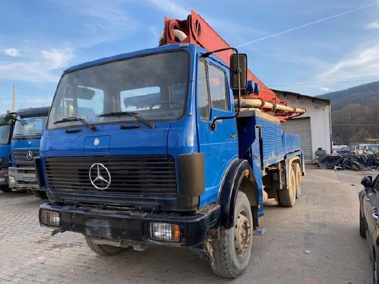 Putzmeister Mercedes Benz 2628 6x4 Putzmeister 36M