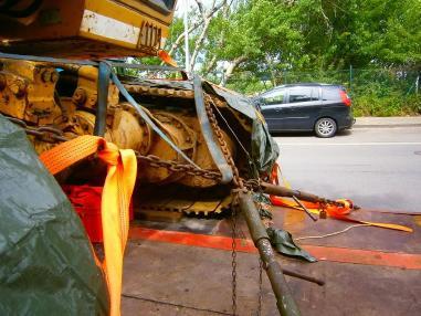 Escavatore cingolato - Fiat-Allis FR18C