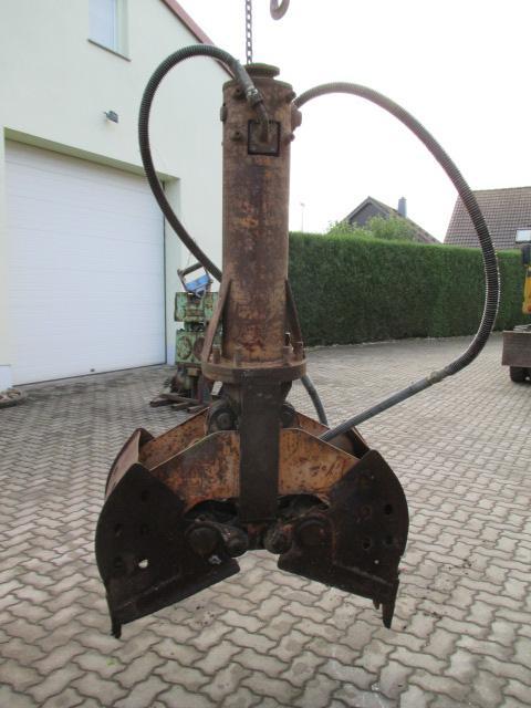 Anbaugeräte - Schalengreifer - Weimar - M 1000 - 3