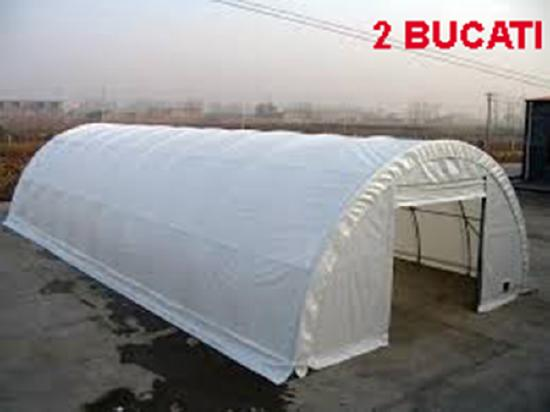Industrial shelter tent Model: XL-304015R, new, W 9.15m* L 12,2 m*H 4.57 m