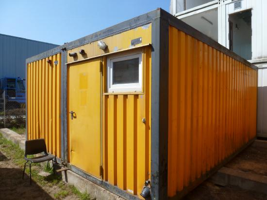 20' 2-fach Büro-/ Laborcontainer [9412003546]