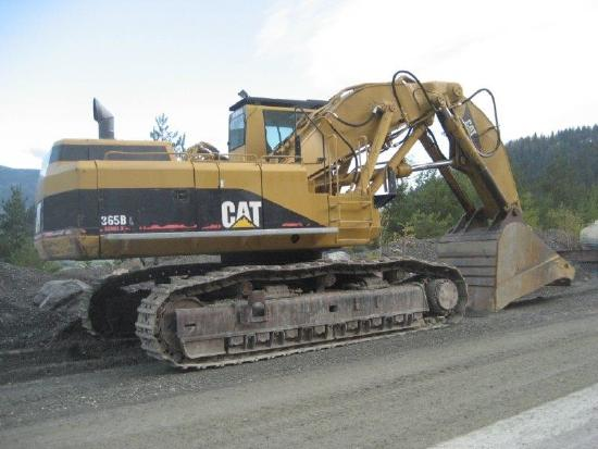 Caterpillar 365B L FS