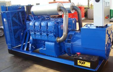 Agregat prądotwórczy - Leroy-Somer LSA 47 2-4P