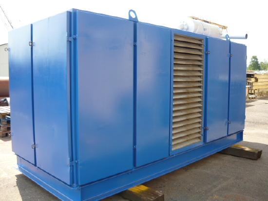 Menck Power pack / Hydraulikaggregat