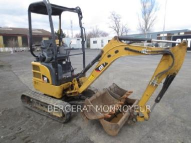 Kettenbagger - Caterpillar 301.7D CR