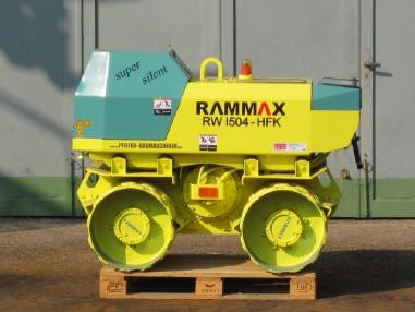 Verdichtingswals - Rammax Grabenwalze RAMMAX RW 1504 HFK