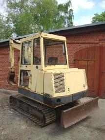 Minibagger - Kubota KH 90 Minibagger excavator Hammerhydraulik 3,5t