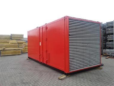 Електрогенератор - Други BREDENOORD (BRSC - 318) 400 kVA