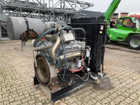 Leroy Somer Generator