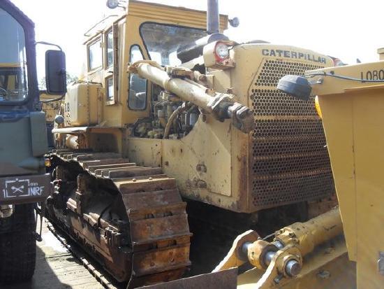 Caterpillar D8K + SS Ripper / EROPS