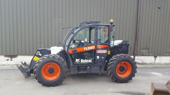 Bobcat TL360