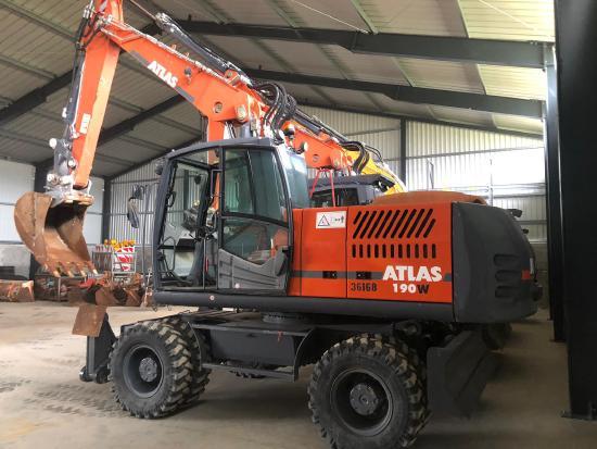 Atlas 190W